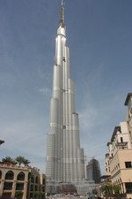 Building on Burj Kha