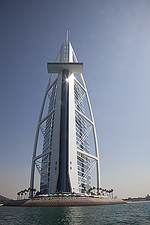 Burj Al Arab from th