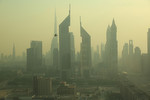 Skyline of Dubai 201